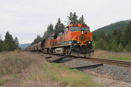 BNSF1025-MAY06-TURAH,MT