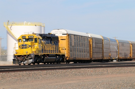 BNSF1638-MAY17-DONKEY CREEK,WY