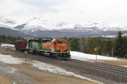BNSF1928-APR12-FALSE SUMMIT,MT