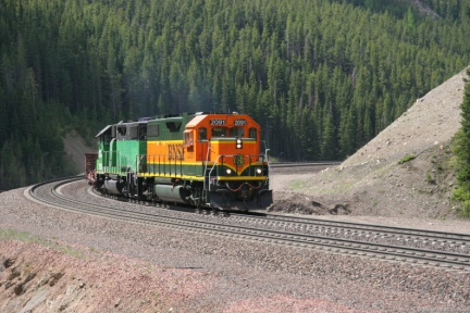 BNSF2091-MAY06-SUMMIT,MT