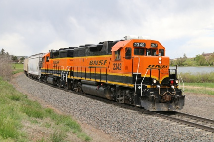 BNSF2342-MAY17-PALMER LAKE,CO